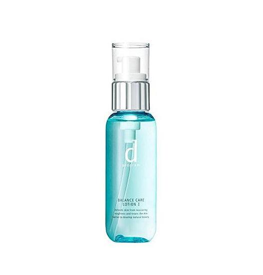 Shiseido资生堂 d program敏感话题D系列化妆水125ML 六款