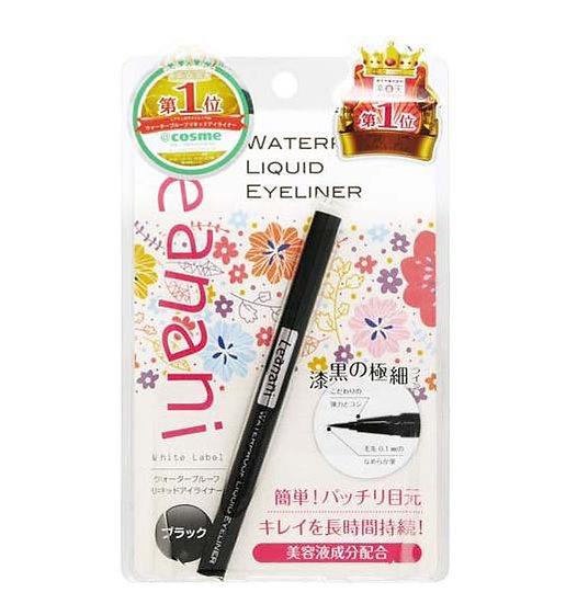 日本 COSME第一 Leanani 眼线液笔 极细速干防水不晕染 两色可选