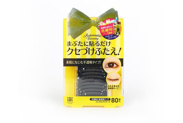 日本DEAR LAURA AB超自然隐形无痕双眼皮贴 80枚入