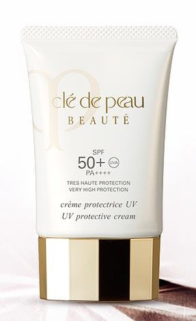 CLE DE PEAU BEAUTE CPB肌肤之钥 保湿提亮肤色 抗老防晒霜 SPF50 PA++++