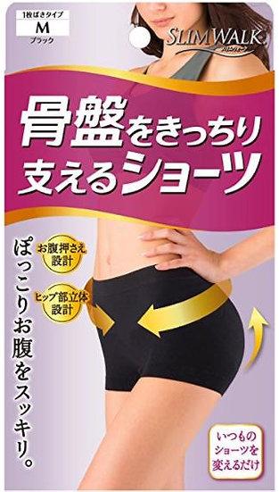 日本 Slim walk 丝翎骨盆矫正内裤 提臀收腹美体塑型产后矫正