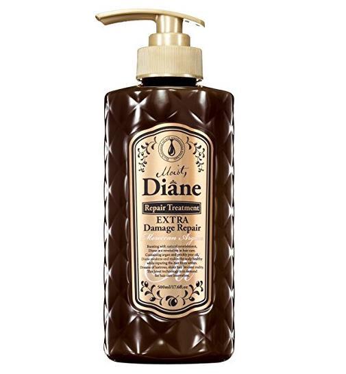 日本Moist Diane黛丝恩无硅摩洛哥油护发素 每单限购一瓶