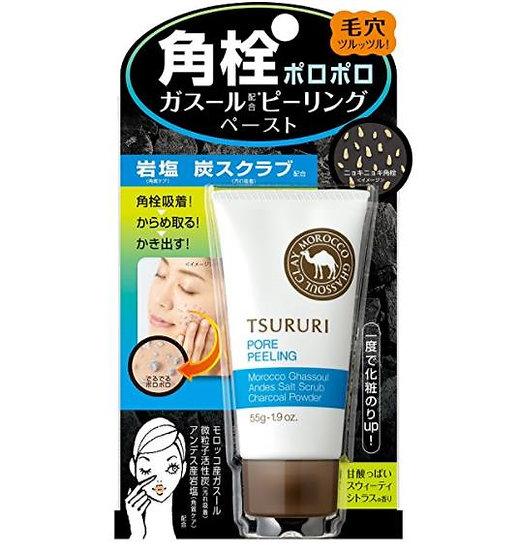 日本BCL TSURURI 按摩去角栓凝胶 深层清洁去角质