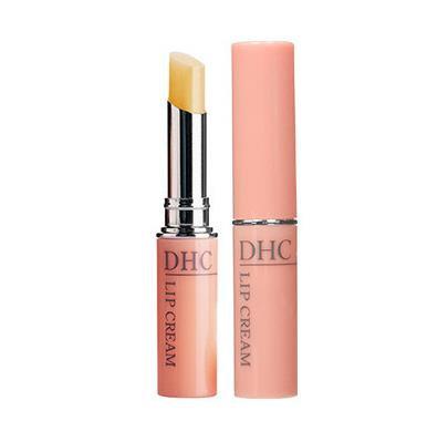日本DHC无色天然橄榄油护唇膏1.5g 唇部保湿滋润