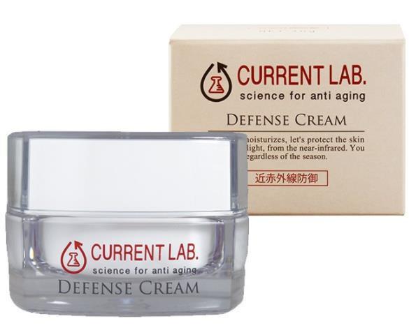 日本CURRENT LAB DEFENSE CREAM抗光老化医用级别护肤霜 30g