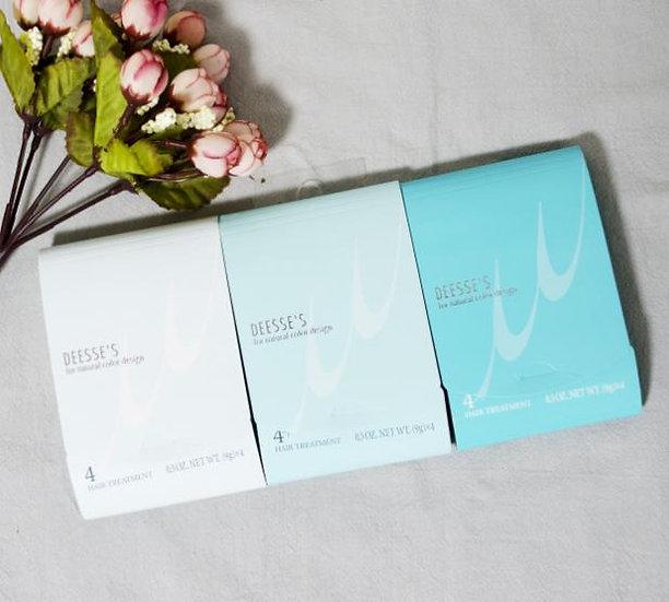日本Milbon玫丽盼发膜倒膜 前男友发膜护理干枯毛燥 三盒一组