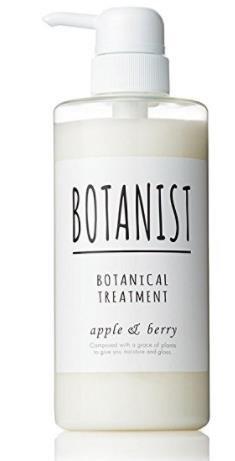 日本BOTANIST植物学家柔软顺滑护发素490g 修复干枯烫染受损发质 每单限购一瓶