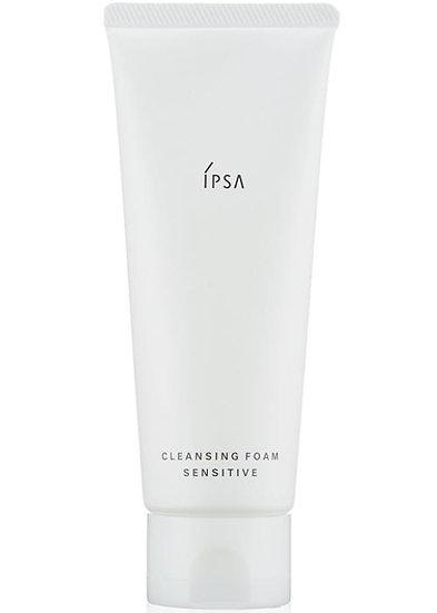 IPSA茵芙莎 舒缓净润洁面乳 125g 温和洁面保湿水润护肤