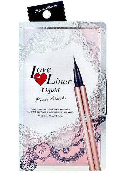 日本MSH Love Liner 随心所欲极细防水眼线笔 三色可选 乐天销售第一位