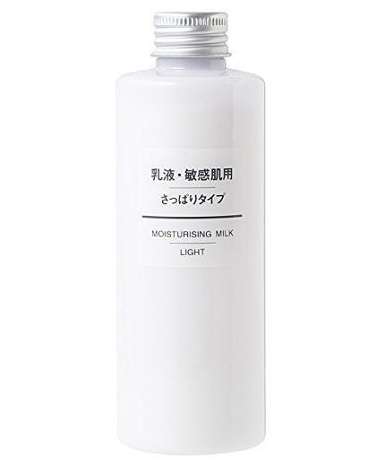 日本MUJI无印良品乳液 高保湿 滋润 清爽型乳液敏感肌 三款可选
