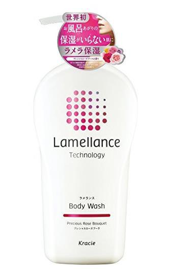 日本 Kracie嘉娜宝 高保湿 Lamellance Technology沐浴乳