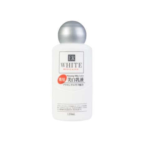 日本DAISO大创 ER药用胎盘美白保湿乳液 120ml 限购两瓶