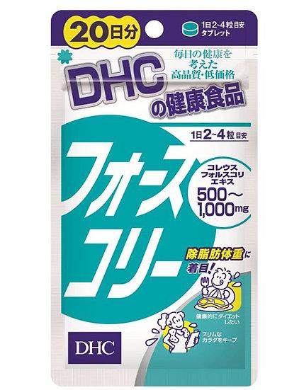 日本 DHC魔力消脂因子 维他命胶囊组合修身素20日量