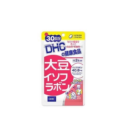 日本DHC 大豆异黄酮 30日份 调节内分泌美容丰胸
