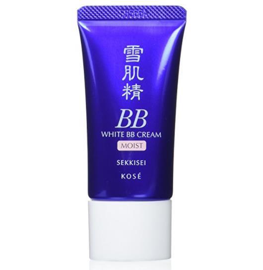 日本KOSE 雪肌精美白BB霜30g 裸妆遮瑕提亮 保湿控油隔离防晒