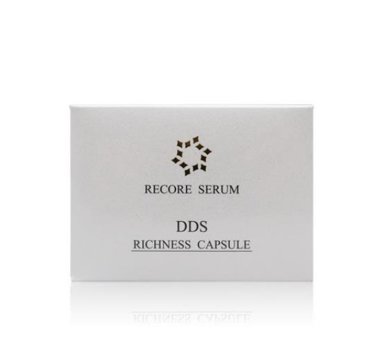 DDS细胞精华Recore serum鲑鱼干细胞胶囊精华祛痘印 改善毛孔妊娠 48粒