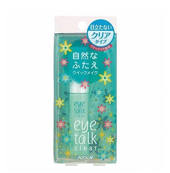日本KOJI寇吉Clear Eye Talk隐形持久自然双眼皮胶水