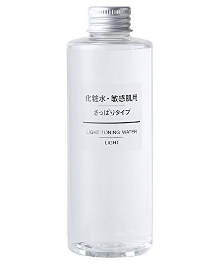 日本MUJI无印良品化妆水 高保湿 滋润 清爽型爽肤水敏感肌 三款可选