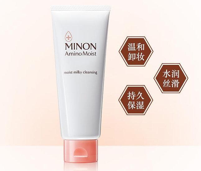 MINON/日本第一三共 9种基酸滋润保湿锁水丝滑卸妆乳霜100g