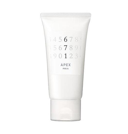 日本POLA/宝丽 APEX温感面膜90g 美白肤色 解决暗哑衰老缺水毛孔堵塞 提升透明度