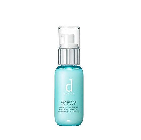 Shiseido 资生堂d program敏感话题D系列乳液100ml 五款可选