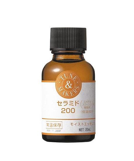 日本 Tunemakers神经酰胺美容液修复角质原液200高浓度加强版