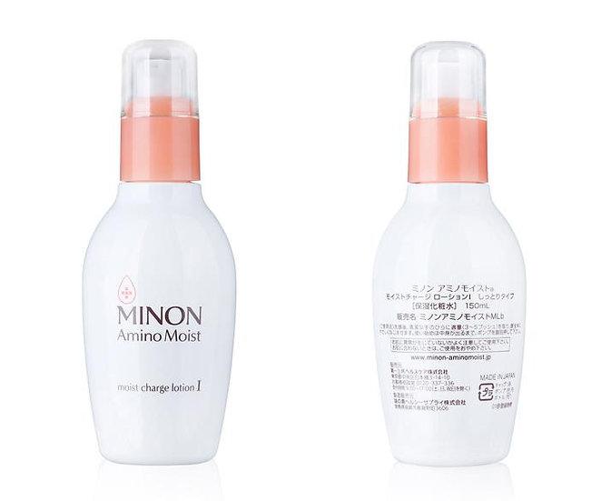 第一三共MINON保湿氨基酸化妆水干燥肌1号清爽型2号滋润型150ml