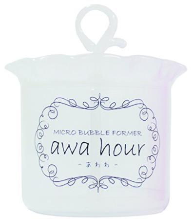 日本 Awa Hour 创意洗面奶打泡器 起泡器-超绵密泡  三色