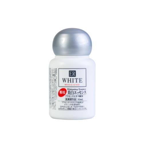 日本DAISO大创 ER胎盘素美白淡斑精华液 30ml