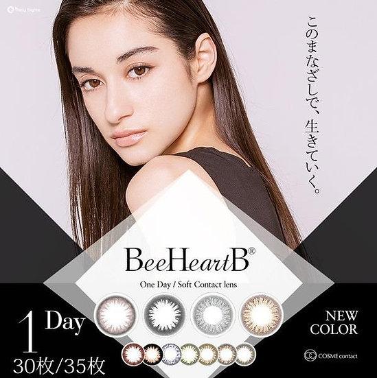 日本BeeHeartB 日抛美瞳 隐形眼镜业界中的爱马仕