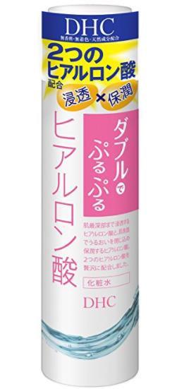 日本 DHC 蝶翠诗 玻尿酸双重保湿爽肤水/化妆水 滋润型 200ml