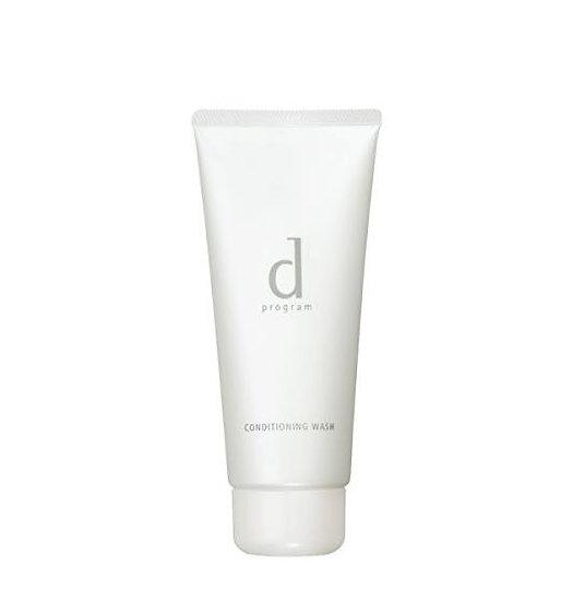 Shiseido资生堂 D program敏感话题D系列洁面乳150g 超温和洗面奶