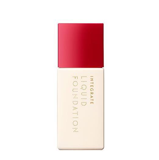 17年升级版 Shiseido资生堂INTEGRATE完美意境粉底液30ml 保湿遮瑕粉底霜