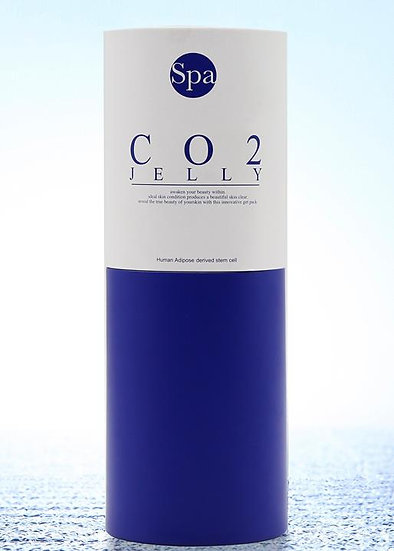 新包装日本spa treatment人体干细胞碳酸注氧面膜CO2啫喱