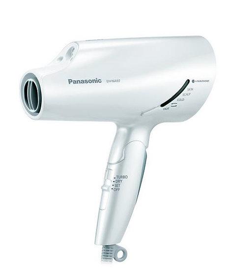日本Panasonic松下 纳米水离子吹风机 EH-CNA97  三色可选