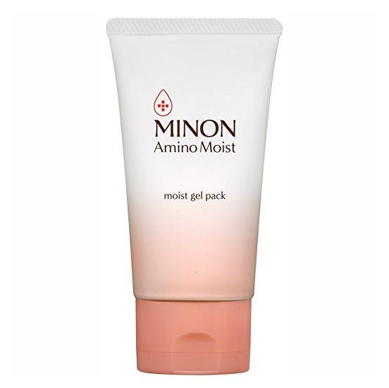 17新品 日本MINON氨基酸保湿 凝胶涂抹式免洗面膜 60g