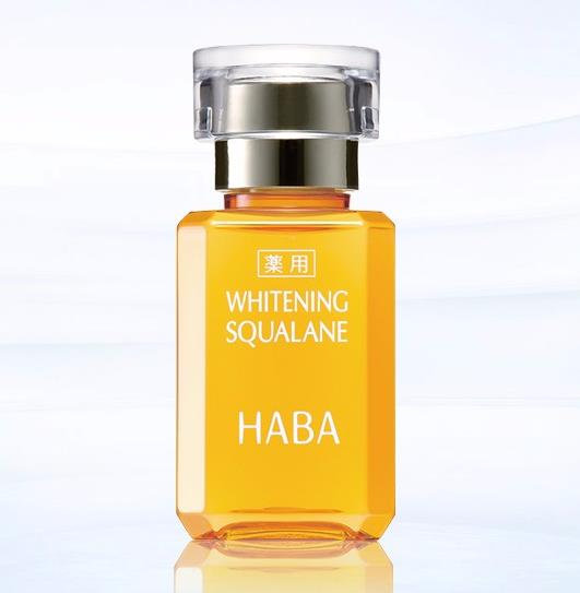日本HABA 角鲨烷美白美容油 60ml