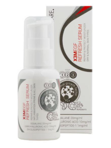 CLINICCARE X3M EGF Refresh Serum 50ml