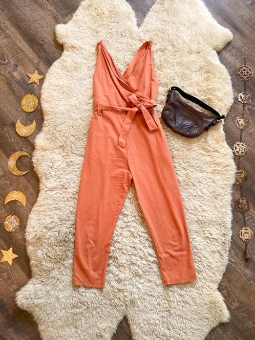 Orange Pansuit