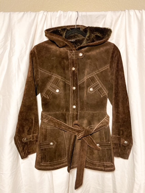 70s Suede Jacket