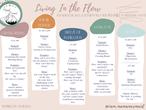 Free Live Training: Living in the Flow