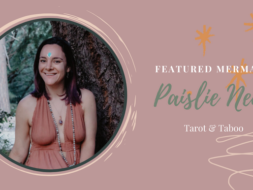 Featured Mermaid: Paislie Neal