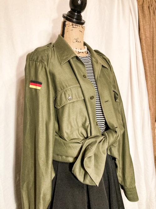 German Military Jacket
