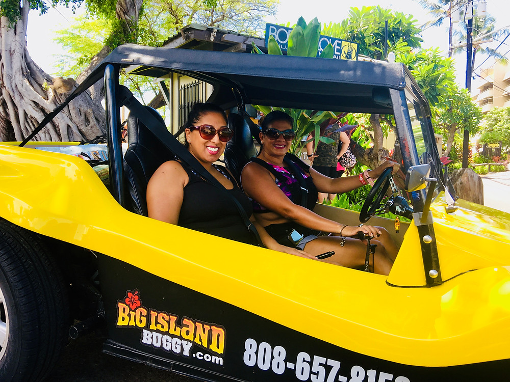 Getting to a beach has never been so much fun! Grab your Big Island Buggy to start your adventure!