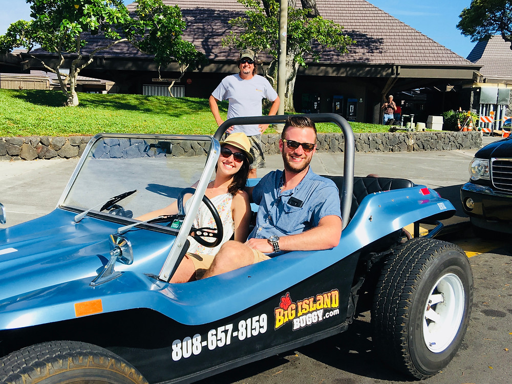 Heading out for some Big Island FUN in a Big Island Buggy