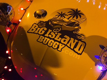Merry Christmas from Big Island Buggy