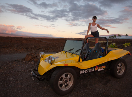 Discover the beauty of the Big Island in a Big Island Buggy!