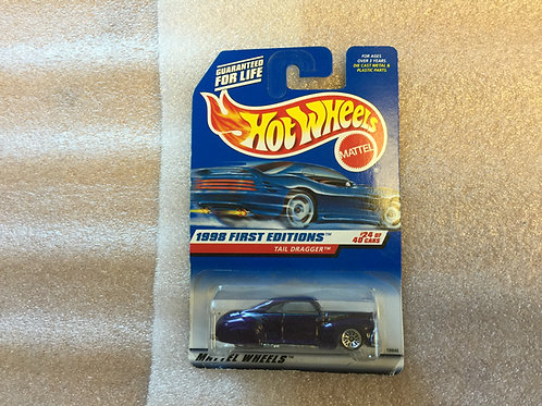 HOT WHEELS 1ST  Edition (THE TAIL DRAGGER)