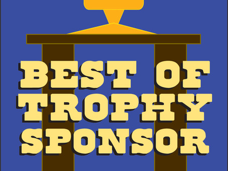 Trophy Sponsorship is now live!