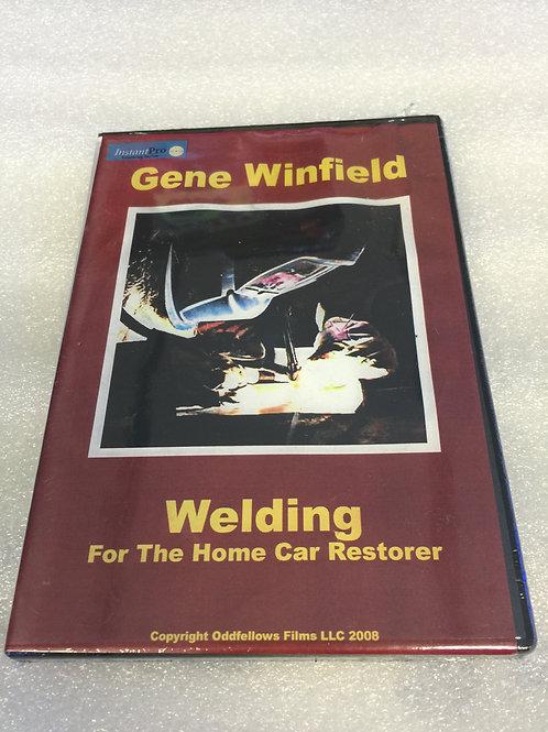 Gene Winfield DVD (WELDING)